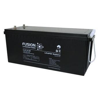Fusion Lithium V-LFP-12-140
