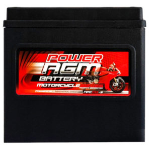 Power AGM NPC MX-3 Motorcycle Battery