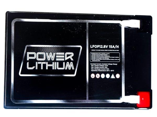 Power Lithium LFOP12.8V 15AH Lithium Battery