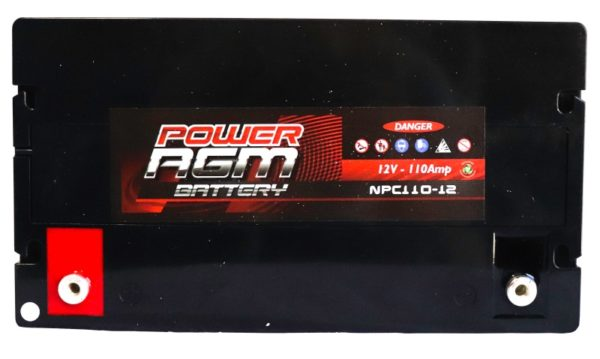 Power AGM NPC110-12 AGM Battery
