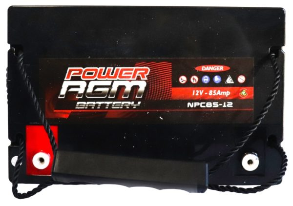 Power AGM NPC85-12 AGM Battery