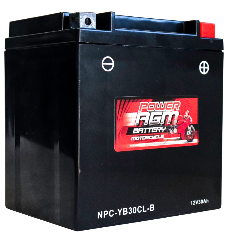 Power Agm Npc Yb30cl B Motorcycle Battery Online Free