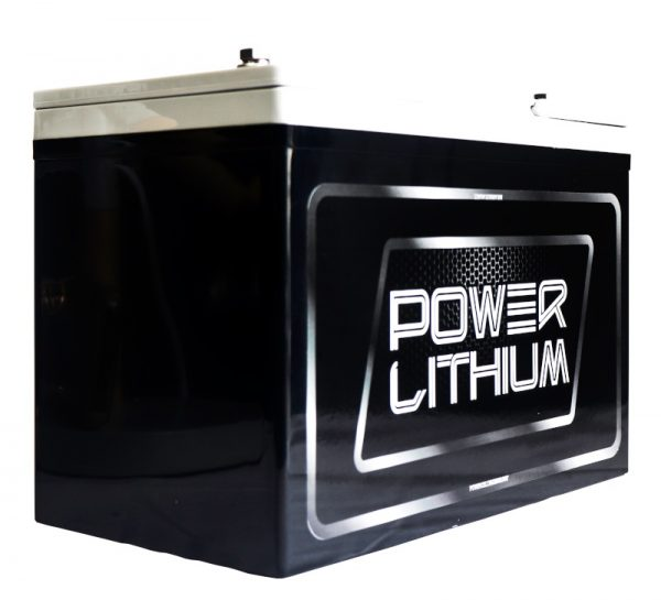 Power Lithium LFOP12.8V 110AH Battery