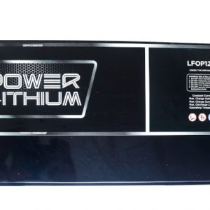 Power Lithium LFOP12.8V 150AH Lithium deep cycle Battery top
