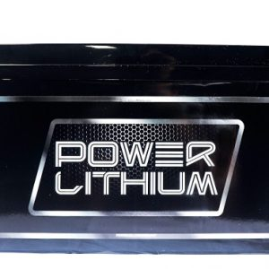Power Lithium LFOP12.8V 150AH Lithium deep cycle Battery front