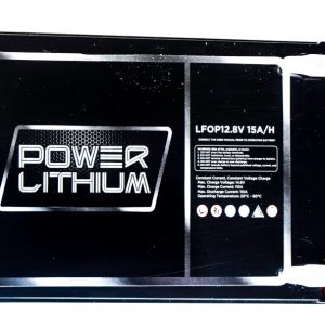 Power Lithium LFOP12.8V 15AH Lithium deep cycle Battery f2