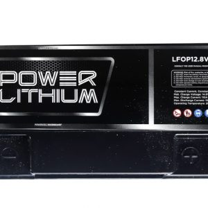 Power Lithium LFOP12.8V 20AH Lithium deep cycle Battery top