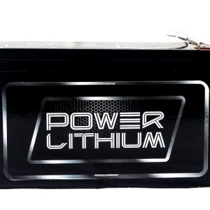 Power Lithium LFOP12.8V 9.5AH Lithium deep cycle Battery front