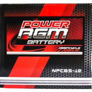 Power AGM NPC85-12 AGM Battery retail