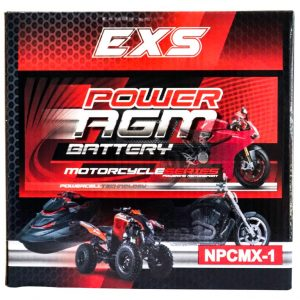 Power AGM NPC MX-1 Battery
