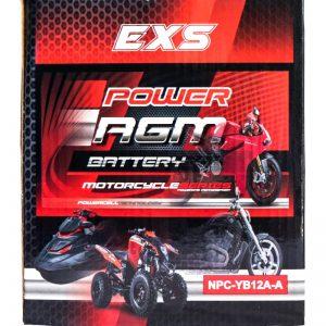 Power AGM NPC-YB12A-A Motorcycle Battery retail