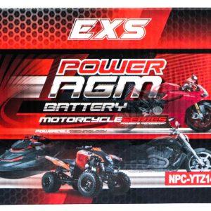 Power AGM NPC-YTZ14S Motorcycle Battery retail