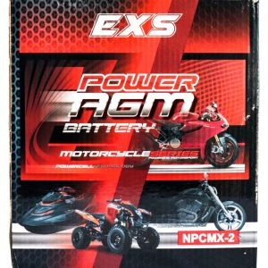 Power AGM NPC MX-2 Battery