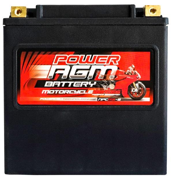 Power AGM NPC MX-2 Battery