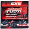 Power AGM NPC MX-4 Motorcycle Battery