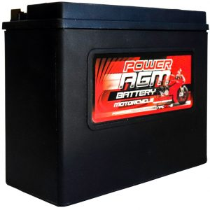 Power AGM NPC MX-6 Motorcycle Battery