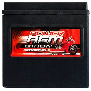 Power AGM NPC MX-8 Motorcycle Battery