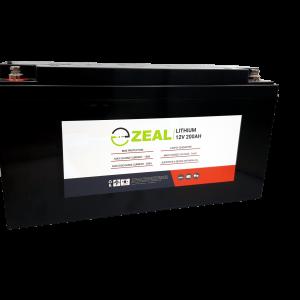 Zeal 200AH Lithium Deep Cycle Battery