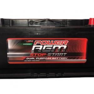 NPCI-SS100H battery front
