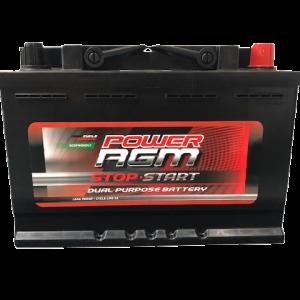 Power AGM NPC-ISS66H